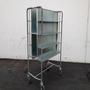 __BCSSB / MULTI-MEDIA MOBILE CART 8 SHELVES